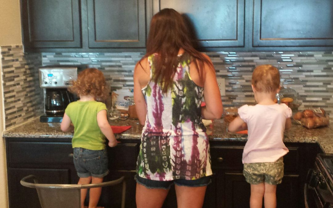 Getting Kids in the Kitchen